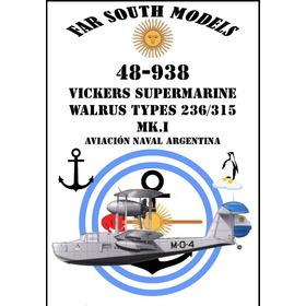 Far South Models 1/48 48-938 Vickers Supermarine