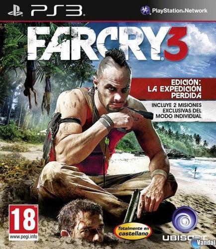 farcry 3 ps3 sellado original