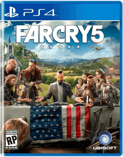 farcry 5 entrega inmediata ps4 - juego fisico - prophone