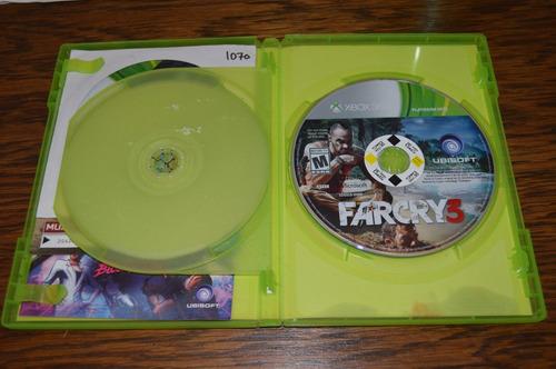 farcry compilation xbox 360 + envio gratis