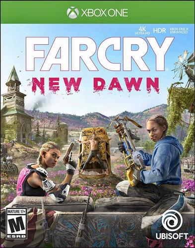 farcry new dawn  xbox one