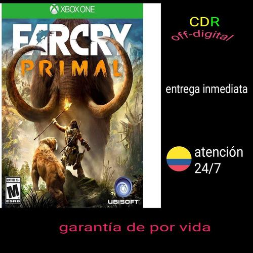 farcry primal xbox one offline