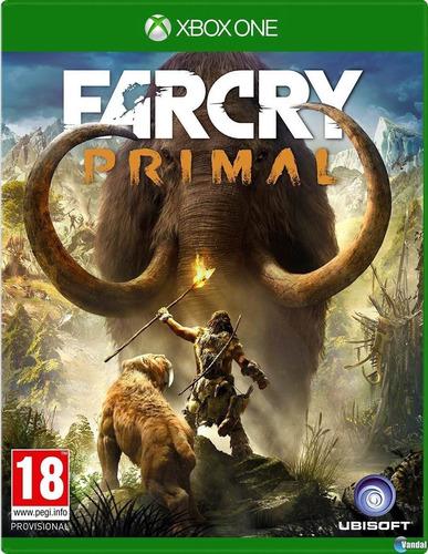 farcry primal xbox one (videojuegosomega)