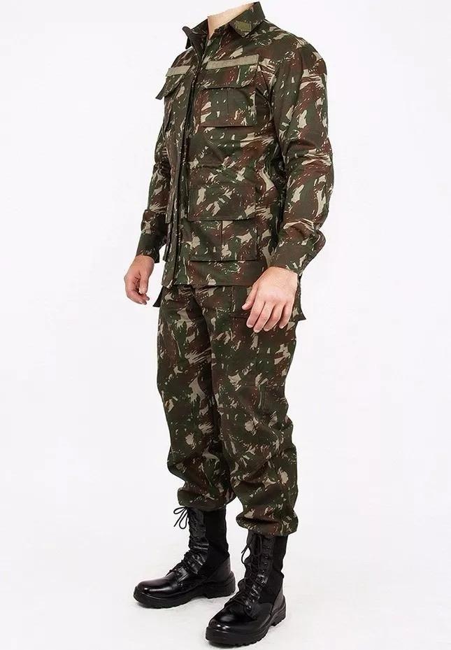 47cc3b065b361 farda camuflada combate exército. Carregando zoom.