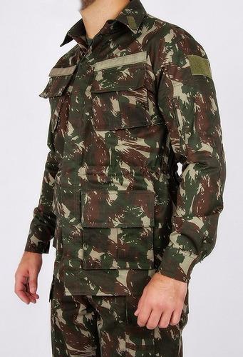 farda militar camuflada ripstop ou lisa exercito brasileiro