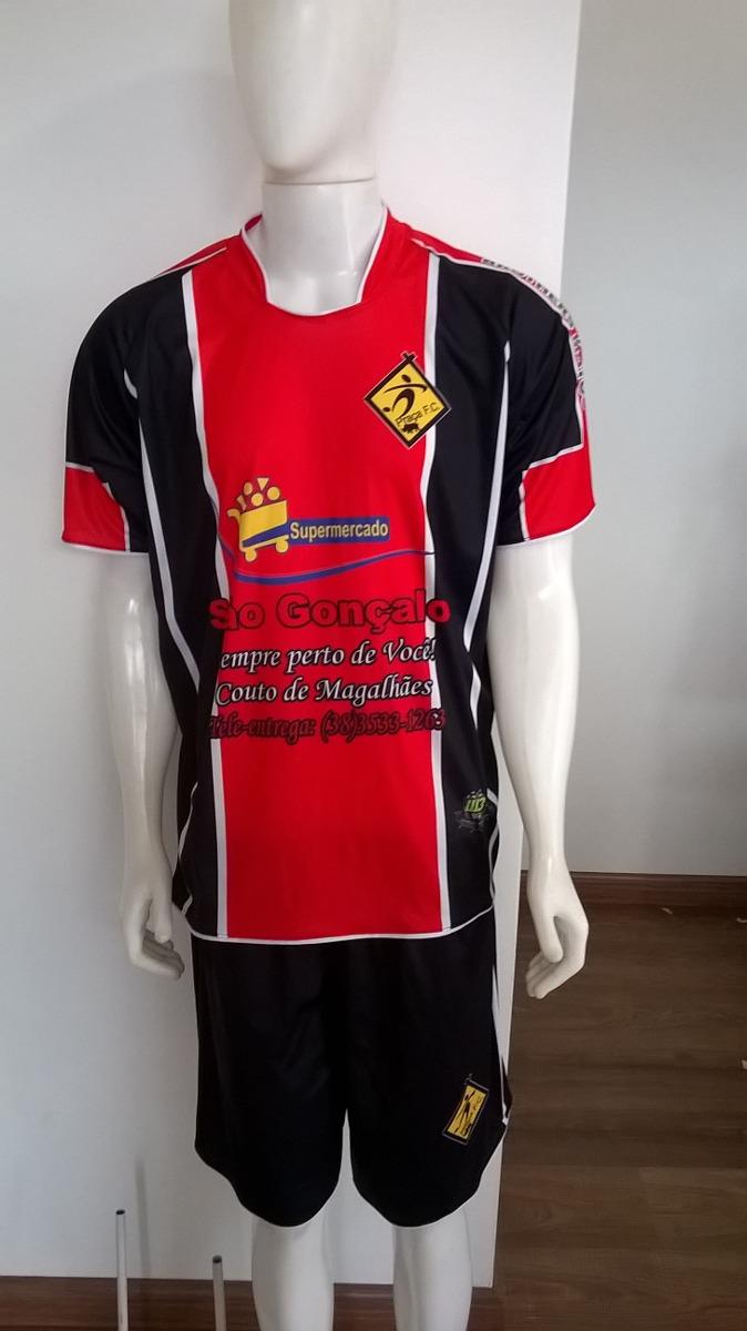 6d52f1a7df fardamento c 18 camisas personalizado logotipos nomes brasão. Carregando  zoom.