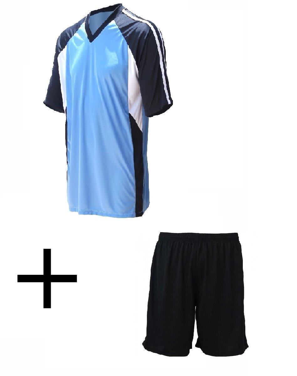 fardamento uniforme ação futebol esportivo jogo - kit 11 pcs. Carregando  zoom. 4b007eede4ceb