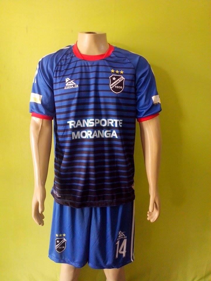 fardamento uniforme futebol personalizado c 15 camisas+short. Carregando  zoom. e5b0c45329c1f