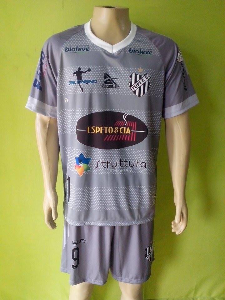Fardamento Uniforme Futebol Personalizado C 15 Camisas+short - R ... d92987e2c9241