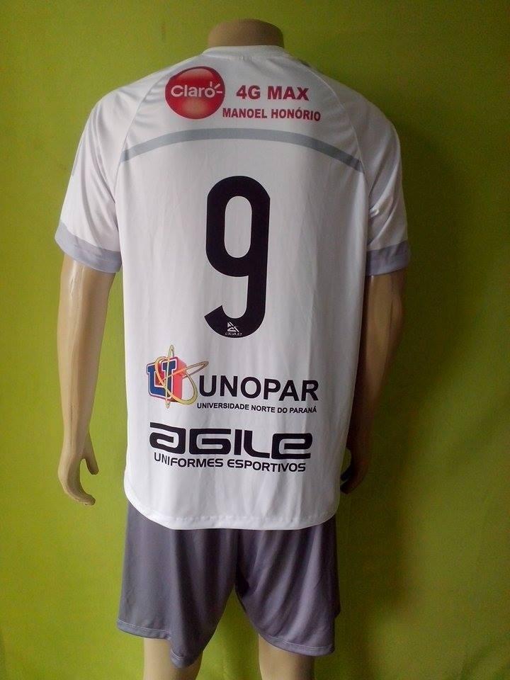 fardamento uniforme futebol personalizado c 20 camisas+short. Carregando  zoom. ac1e2c9833320