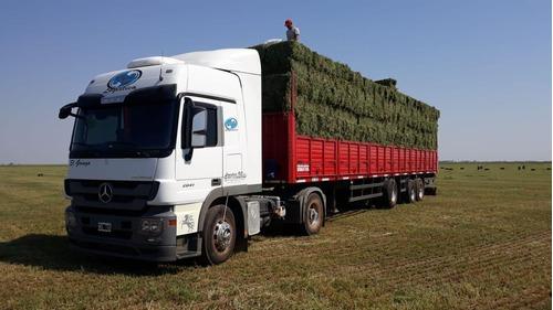 fardos de alfalfa pura cordoba santiago - en buenos aires