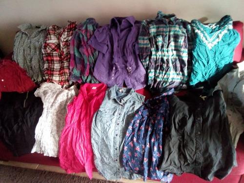 fardos de ropa y calzado canadiense/europea desde $40.000