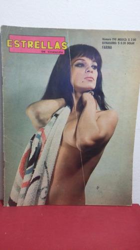farina revista estrellas de cinelandia junio 1966