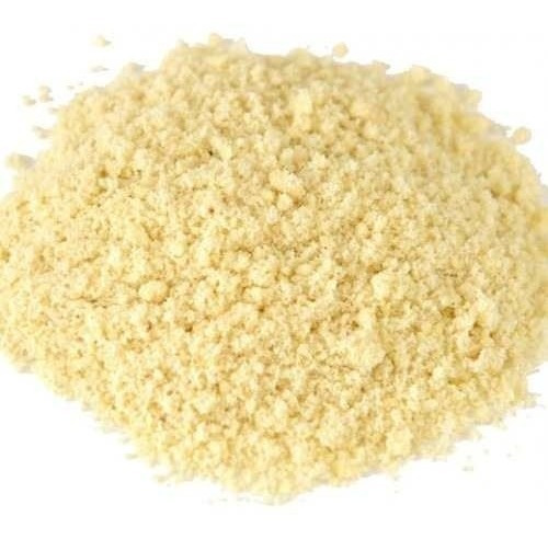 farinha de amêndoas fina - 1 kg - rica em fibras e proteinas