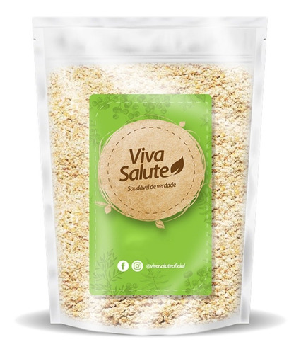 farinha de aveia viva salute - 1kg