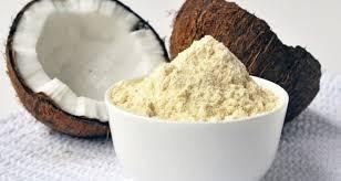 farinha de coco branca - 1 kg