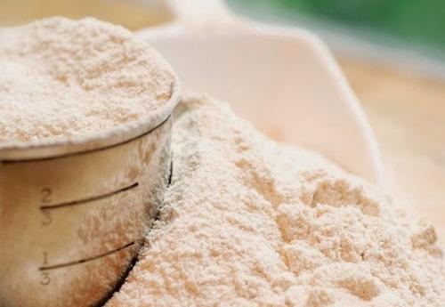 farinha de feijão branco - 1 kg