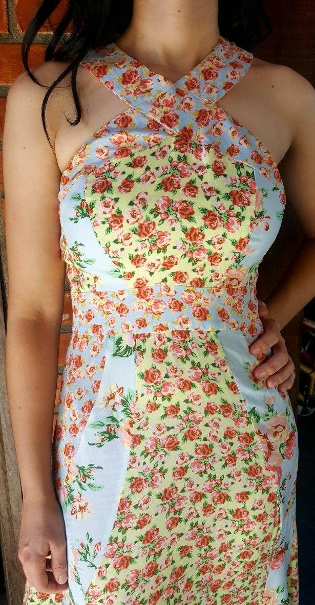 8acb193fdc farm rio vestido longo romantico floral tenho morena rosa. Carregando zoom.