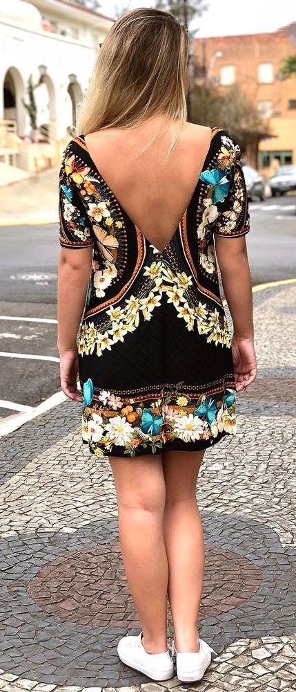 bbbc369d8 farm vestido curto adita. Carregando zoom.