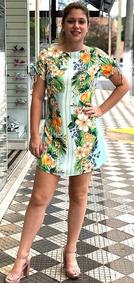 7027405bf Vestidos Farm Curto - Vestidos com o Melhores Preços no Mercado ...