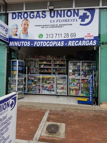 farmacia - droguería