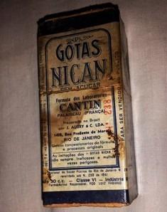 farmacia-farmácia-pharmacia- antiga caixa vazia nican