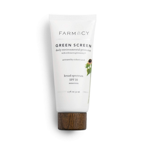 farmacia green screen daily protector del medio ambiente - b