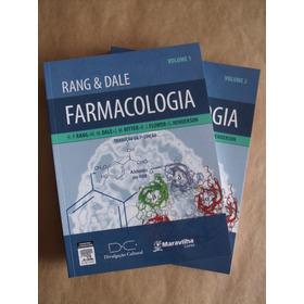 Farmacologia 2 Volumes Rang E Dale Tradução Da 7ª Edição