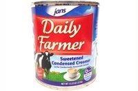 farmer diaria azucarada leche condensada - 13,23 oz [paquete