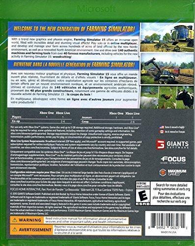 farming simulator 15 - edición limitada con bonus dlc lambo