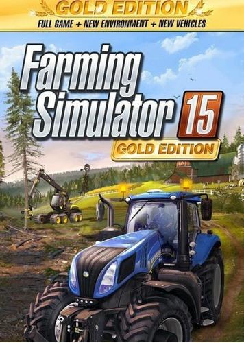 farming simulator 15 gold edition steam key global