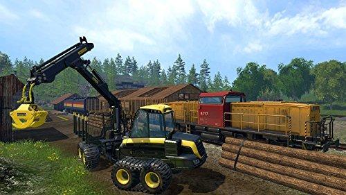 farming simulator 15  playstation 4