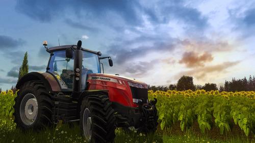 farming simulator 17 - original pc - steam #447020