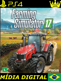 Farming Simulator 17 Português | Ps4 2 | Promoção