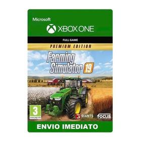 Farming Simulator 19 Jogo + Todas Dlc's - Xbox One Digital