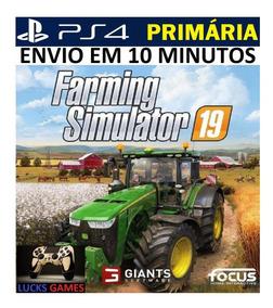 Farming Simulator 19 Ps4 - Original 1 - Portugues
