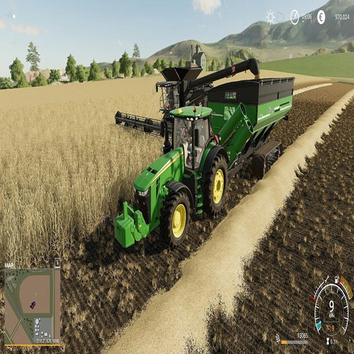 farming simulator 2019 + dlcs - pc game - envio digital