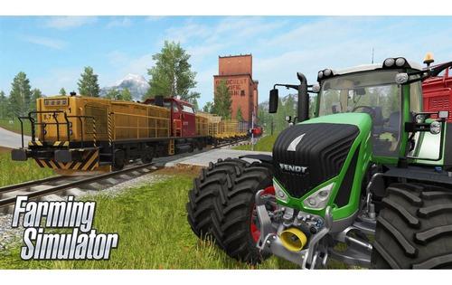 farming simulator switch mídia física lacrado original