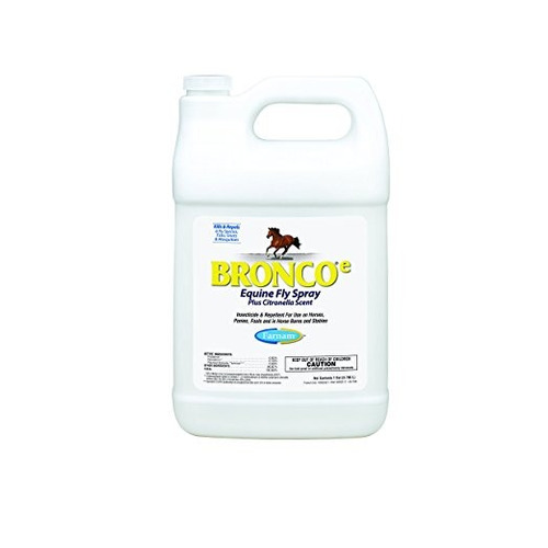 farnam fly bronco e equina plus spray de citronela olor, 1 g
