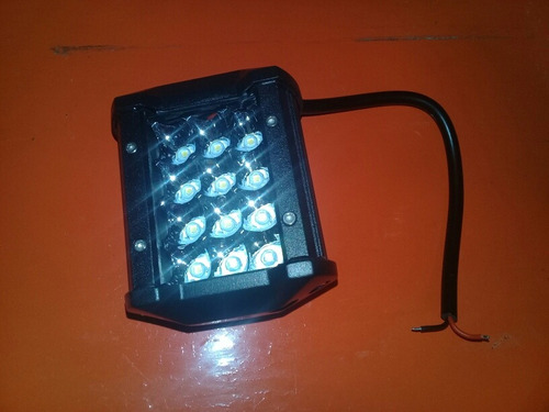 faro 12 led cree 4 pulgadas 36w tri-row lp67