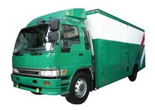 faro auxiliar hino mdf/mff 1990 - 1998 camion