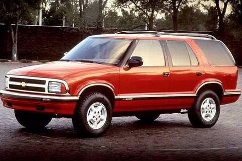 Faro Chevrolet Blazer Modelo 1995 Al 1997 - $ 1,369.00 en ...