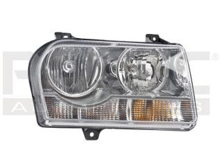 faro chrysler 300 2005-2006-2007 8 cil