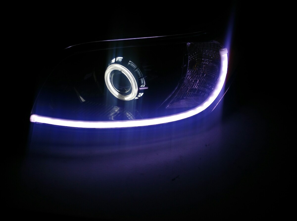 Bmw color changing angel eyes-4376