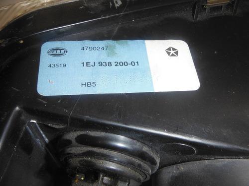 faro derecho chrysler cirrus 96-2000