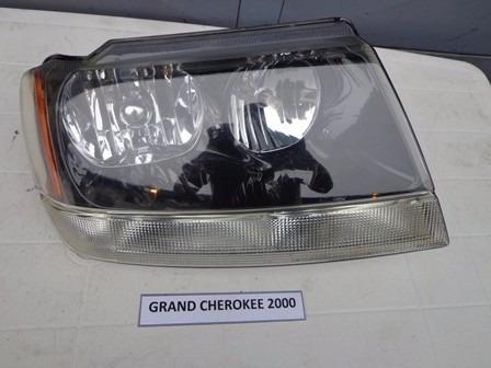 faro derecho original jeep grand cherokee 2002