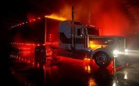faro esquinero led  camiones plataformas cavas