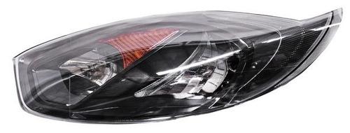 faro ford ikon 2011-2012 4puertas fondo negro piloto