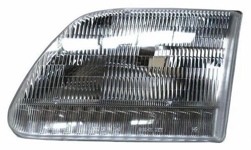 faro ford pickup 97-98-99-00-01-02-03-04 c/ajustes izquierdo