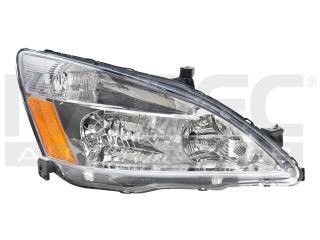 faro honda accord 2003-2004-2005-2006-2007 2y4 p